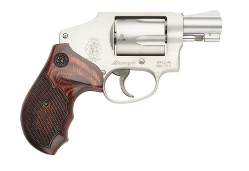 Smith & Wesson 642 Deluxe 38 Special, Double Action, 5rd