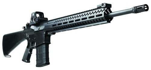 "CMMG Endeavor 100 MK4  224 Valkyrie 20"" Barrel, Fixed Synthetic Black Stock Black Hardcoat Anodized, 10rd"