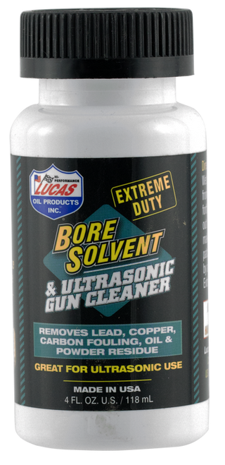 Lucas Oil Extreme Duty Bore Solvent Cleaner 4 oz
