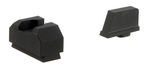 Zev Technologies Sight Set, Most Glocks 17-30, .300 Black Front/Rear