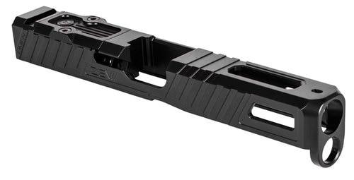 Zev Technologies Omen RMR Glock 17 Gen5 Slide, DLC Finish