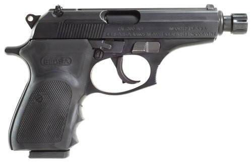 "Bersa Thunder 380 ACP, 4.3"" Barrel, Black, 8rd"