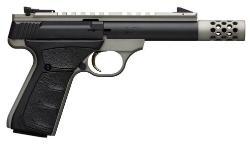 "Browning Buck Mark Field/Target UFX 22 LR, 4.4"" Barrel, Suppressor Ready"