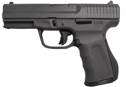 "FMK 9C1 G2 Patriot II 9mm, 4"" Barrel, Black Cerakote Finish, 14rd"