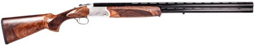 "American Tactical, Cavalry XS, Over/Under, 20 Gauge, 3"" Chamber, 26"" Barrels, Blued, Wood Stock, 2Rd"