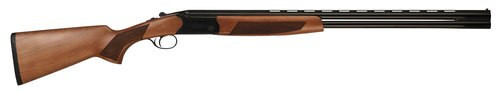 """CZ, Quail, Over/Under, 20 Gauge, 28"""" Chrome Lined Barrel, Black, Wood Stock, 2.75"""" And 3"""" Chamber, 5 Choke Tubes - F,IM,M,IC,C, 2Rd, Bead Front Sight, 13.75 LOP"""