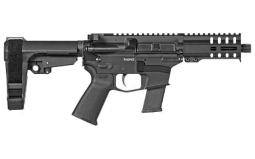 "CMMG Banshee 300 MKGS AR-15 Pistol 45 ACP, 5"" Barrel, Polymer Black Cerakote/Black Nitride, 13rd"