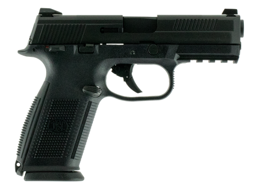 """FN FNS-40 40 S&W, 4"""" Barrel, Black, 14rd"""