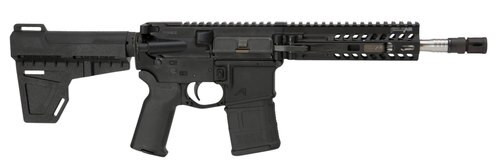 "FoldAR15 Pistol 300 AAC Blackout, 9"" Barrel, Black Hardcoat Anodized, 30rd"
