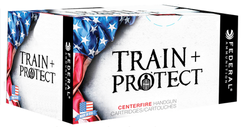 Federal Train and Protect 45 ACP 230gr, Verstile Hollow point, 100rd Box