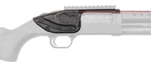 Crimson Trace Lasersaddle Red Laser Mossberg 500/590 & 590 Shockwave 12 Ga Shotguns