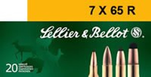 Sellier and Bellot 7X65r 173 Spce 20Rd/Box