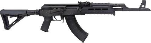 "Century VSKA M4 AK-47 7.62X39, 16.25"" Barrel, M4 Buffer Tube Adapter, Magpul Furniture, 30Rd Mag"