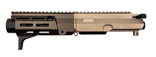 "Maxim Defense PDX Complete Upper, 5.56mm/223 5.5"" Barrel, Flat Dark Earth (ARID) Finish"