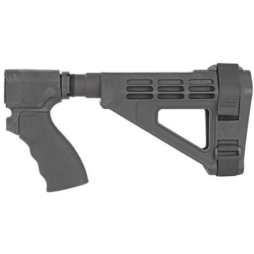 SB Tactical REM Tac14 Sbm4 Kit, Black, SB Logo, Complete, Fits 20Ga Only