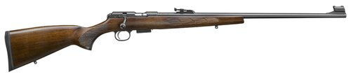 "CZ 457 Lux, .17 HMR, 24.8"" Barrel, 5rd, European-Style Turkish Walnut Stock"