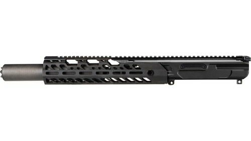 "Sig MCX Upper, 300 Blackout, 9"" Barrel, Suppressed, Pinned & Welded, Black"