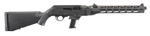 "Ruger PC Carbine, 9mm, 16.12"" Barrel, 10rd, M-Lok, Black"