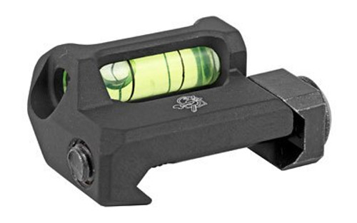 Knights Armament Company, Rail Mounted Anti-Cant Device, Fits Picatinny, Black