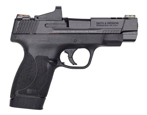 "Smith & Wesson Shield M2.0 Performance Center 45 ACP, 4"", 6rd, Black"