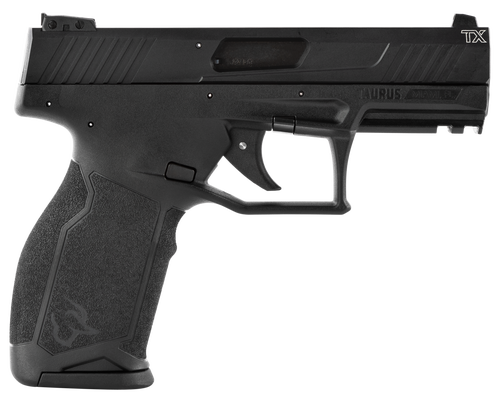 "Taurus TX22, .22 LR, 4.1"" Barrel, 16rd, Non-Manual Safety, Black"