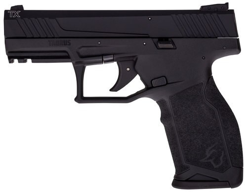 "Taurus TX22, .22 LR, 4"" Barrel, 10rd, Non-Manual Safety, Black"