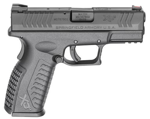 """Springfield XDM Instant Gear Up Package, 9mm, 3.8"""", 19rd, Black"""