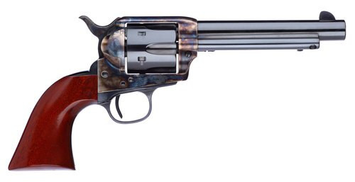 "Taylor's Cattleman New Model, .357 Mag, 5.5"" Barrel, 6rd, Case-Hardened"