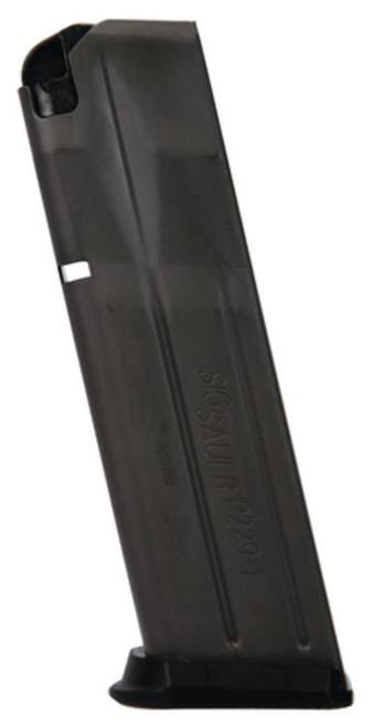 SIG P229 Magazine, For Older P229, 9mm, Black, 15rd
