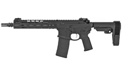 "Noveske Gen4 Shorty Pistol, .223/5.56, 10.5"", 30rd, SBA3 Pistol Brace, Black"