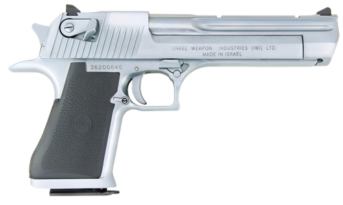 "Magnum Research Desert Eagle L5, .50 AE, 5"", 7rd, Stainless"
