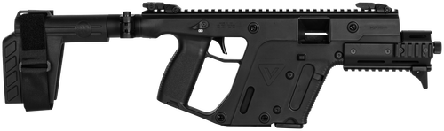 """Kriss USA Vector Gen II SDP SB Pistol, .45 ACP, 6.5"""", 13rd, Black"""