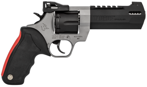 "Taurus Raging Hunter, .44 Rem Mag, 5.125"" Barrel, 6rd, Black/Stainless"