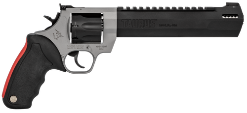 "Taurus Raging Hunter, .357 Mag, 8.375"" Barrel, 7rd, Black/Stainless"