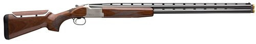 "Browning Citori CX White, 12 Ga, 30"", 3"", 2rd, Adjustable Comb, Walnut"