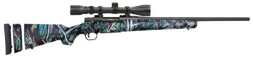 "Mossberg Patriot Youth Super Bantam Scoped, 7mm-08 Rem, 20"", 5rd, Muddy Girl Serenity"