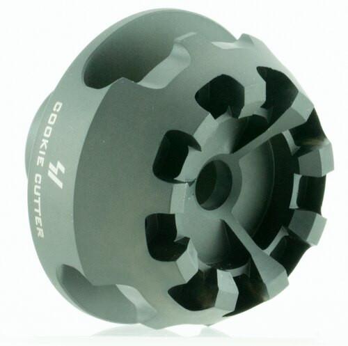 "Strike Cookie Cutter Comp AR Style Steel Black 2.14"" x 0.26"""