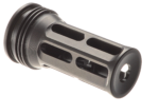 OSS Comp-QD 762, QD Compsenator & Suppressor Mount, 5/8x24, Black