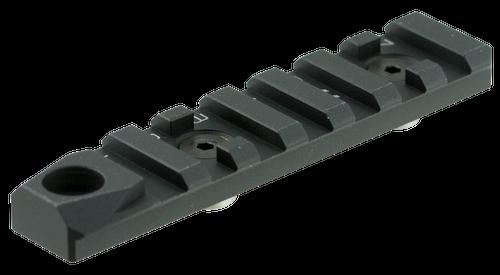Strike Accessory Rail For AR 1-Piece Style Black Hard Coat Anodized