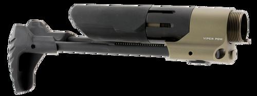 Strike Viper PDW Stock Rifle 6005A-T6 Aluminum Flat Dark Earth