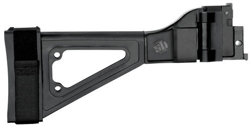 SB SBT805 Tactical Brace. Side-Folding, Black