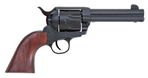 "Traditions 1873 Rawhide Revolver, .22 LR, 4.75"", 6rd, SAO, Black"
