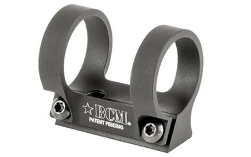 Bravo Company Manufacuring 1 Light Mount, KeyMod Version, 0 Ambidextrous, Black Aluminum