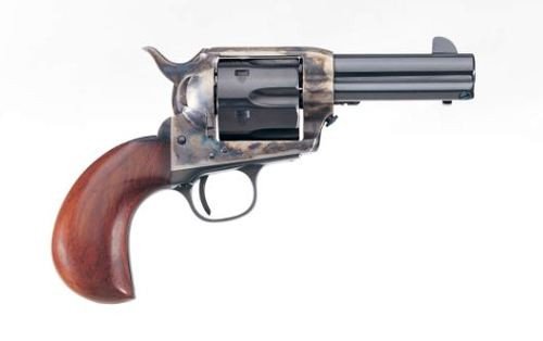"Uberti 1873 Cattleman Bird's Head, .357 Mag, 4.75"", 6rd, Walnut, Case-Hardened"