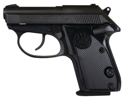 "Beretta 3032 Tomcat, .32 ACP, 2.4"" Barrel, 7rd, Black"
