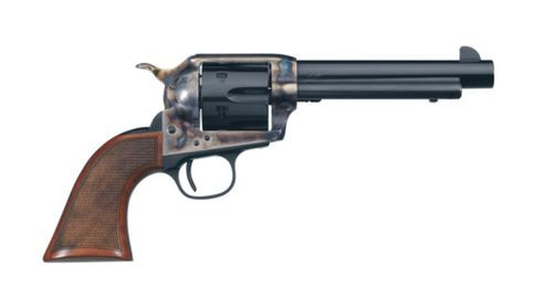 "Uberti Short Stroke SASS Pro, .45 Colt, 5.5"", 6rd, Walnut, Blued"