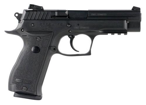 """SAR USA K2, .45 ACP, 4.7"""" Barrel, 14rd, SA/DA, Manual Safety, Black"""
