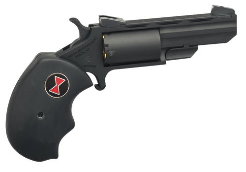 "NAA Black Widow, .22 WMR, 2"" Barrel, 5rd, Black"