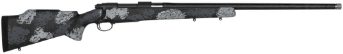 "Nosler M48 Long-Range Carbon, 6.5 Creedmoor, 26"", 3rd, Carbon Fiber MCS Elite Midnight, Sniper Grey"