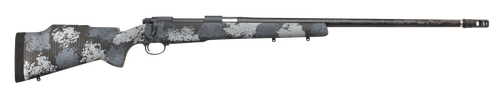 "Nosler M48 Long-Range Carbon, .33 Nosler, 26"", 3rd, Carbon Fiber MCS Elite Midnight, Sniper Grey"
